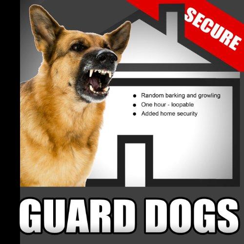 Guard Dogs Barking Growling Security