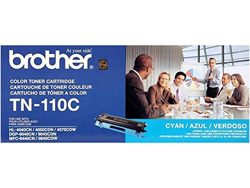 Brother TN-110C Cyan Toner ()