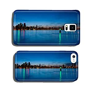 Toronto skyline panorama over lake cell phone cover case iPhone5