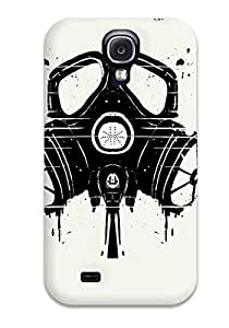 Case Cover Gas Mask/ Fashionable Case For Galaxy S4