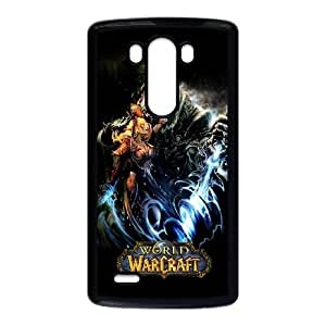 LG G3 Phone Case for Classic Game World of Warcraft Theme pattern design GCGWDWC930211