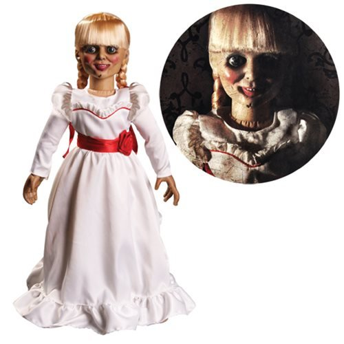 Mezco Toyz The Conjuring Annabelle Doll 18″ Scaled Prop Replica