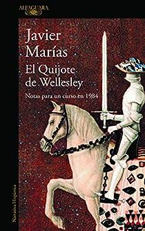 El Quijote de Wellesley par Marías