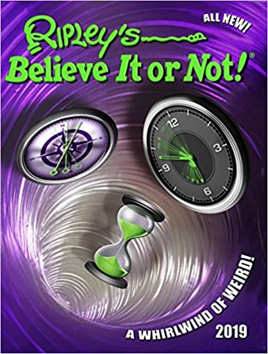 ripley s believe it or not 2019 annuals 2019 amazon co uk