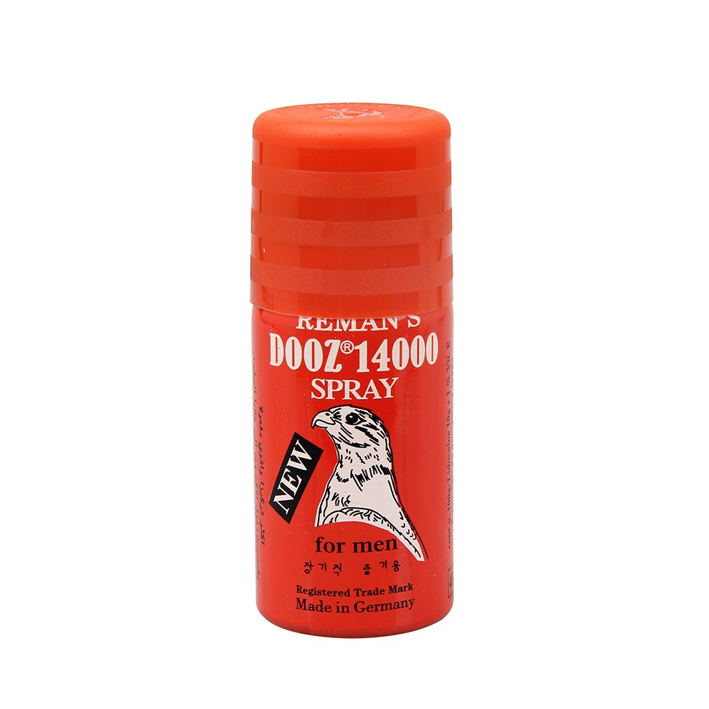 REMAN'S DOOZ 14000 Delay Long Time Spray for Men to Overcome PE Delay with Vitamin E to Increase Power J5515#