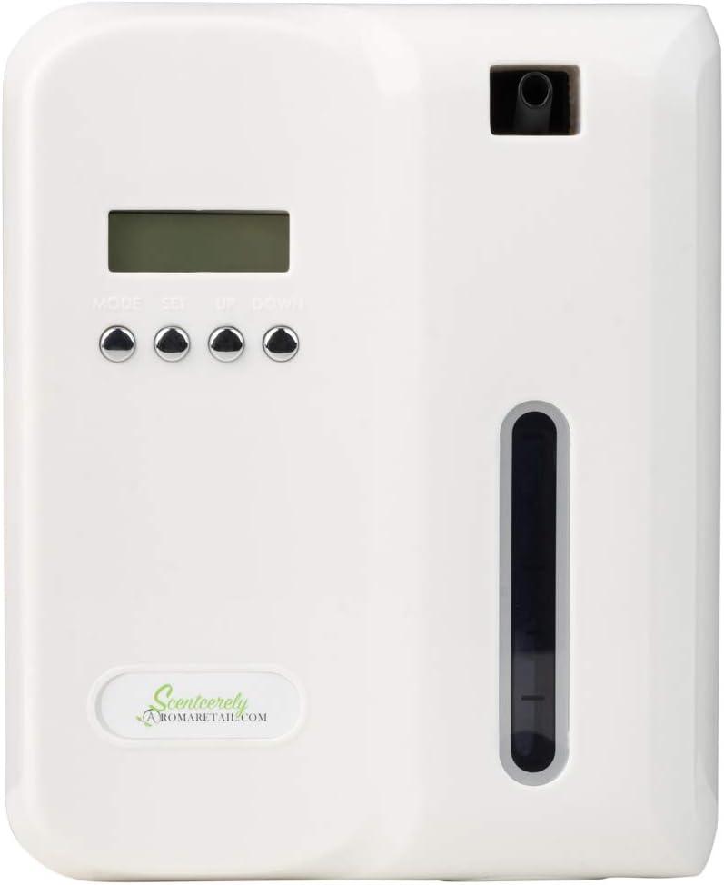 Aroma Diffusion Machine – Fragrance Oil Diffuser, Scent Machine, Mechanical Diffuser