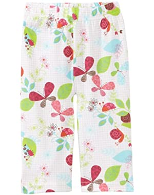 Baby Girls' Butterfly Pant