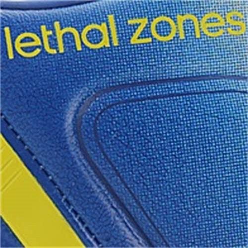 Running White Fussballschuhe Yellow Blue Sg prime 40 Adidas 3 Lz 2 Predator vivid Xtrx CqwpBXS