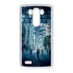Inception Movie LG G3 Cell Phone Case White JT3858156518