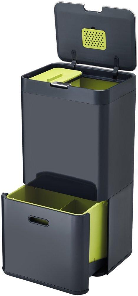 Joseph Joseph Mülltrennung Und Recycling Einheit, Graphit: Amazon