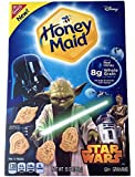 Nabisco Honey Maid Disney Star Wars Graham Crackers - One 13oz Box