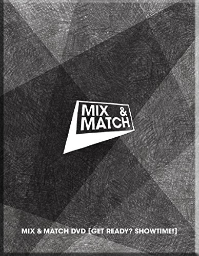 iKON Mix & Match DVD [Get Ready? Showtime!][+ iKON autograph photo][+ iKON personal photo 1pcs][+ iKON all members photo 1pcs][+ iKON postcard(10cmx15cm)] (Ikon Mix And Match compare prices)