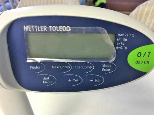 Mettler Toledo Lab Scale Device Brand New: Amazon.com: Industrial & Scientific