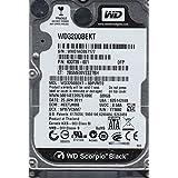 WD3200BEKT-60PVMT0 Western Digital 320GB 7200RPM SATA 3.0 Gbps 2.5 inch Scorpio Hard Drive