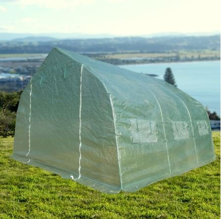Ku0026A Company Grow Greenhouse Tent High Strength Indoor Peaked Roof in Light Green by Ku0026A Company & Ku0026A Company Grow Greenhouse Tent High Strength Indoor Peaked Roof ...