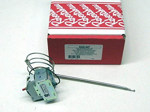 High Limit Control - Robertshaw High Temperature Safety Limit 5225-047 LCH-68-024-00-00 for Allpoints 48-1019