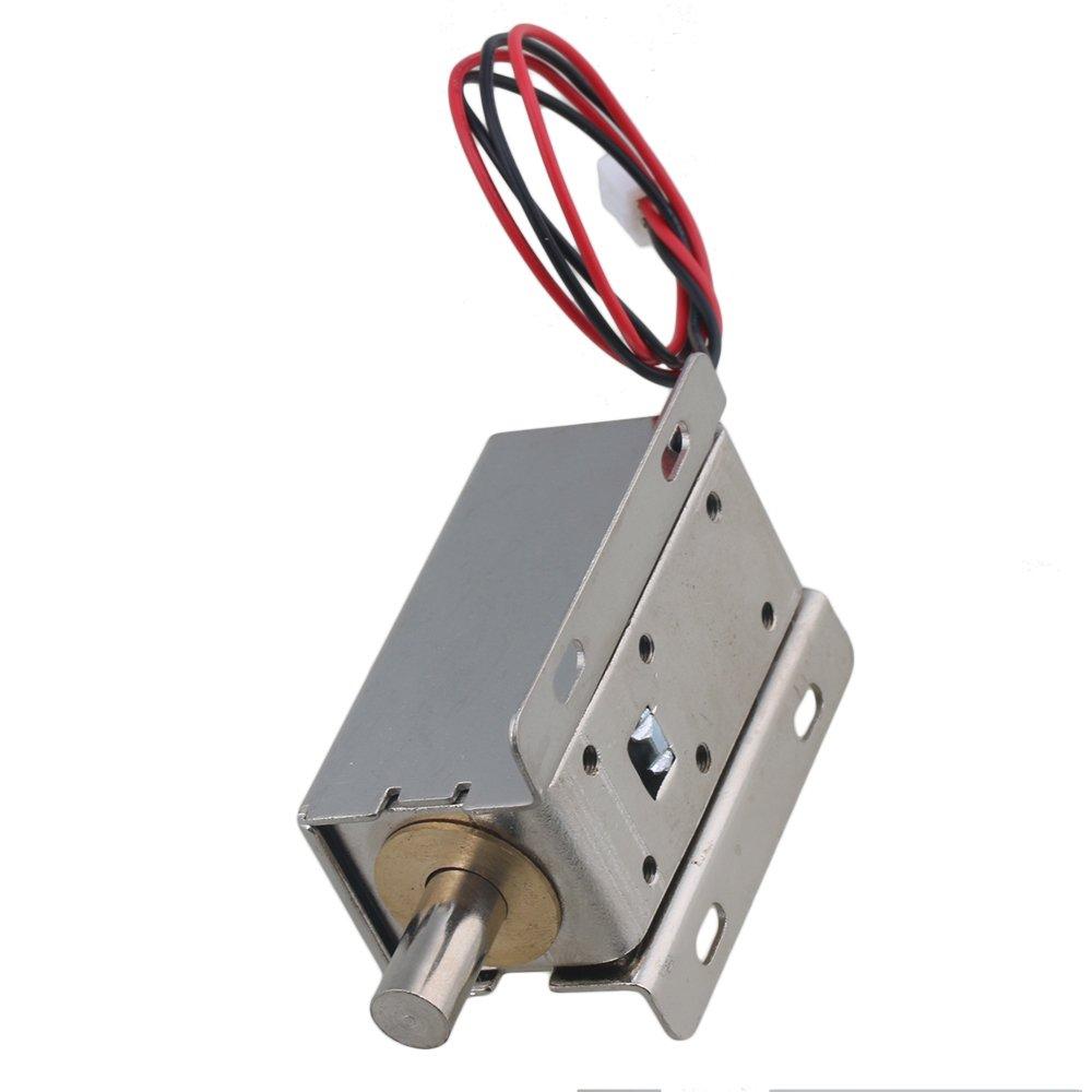 CNBTR DC 9V 50N Metal 11LB 5kg 0.5A Electric Solenoid Lifting Magnet Holding Electromagnet