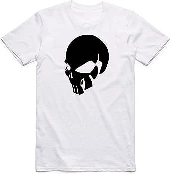 تي شيرت Skull -رجال