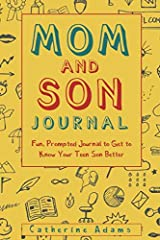 This light-hearted and engaging journal will bring Mom and teen son closer together through painless (promise!) easy, fun questions!              An equal mix of fun and thoughtful questions for mom and teen to answer.  No ess...