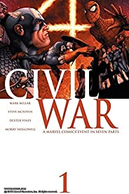 Civil War #1 (of 7) (English Edition)