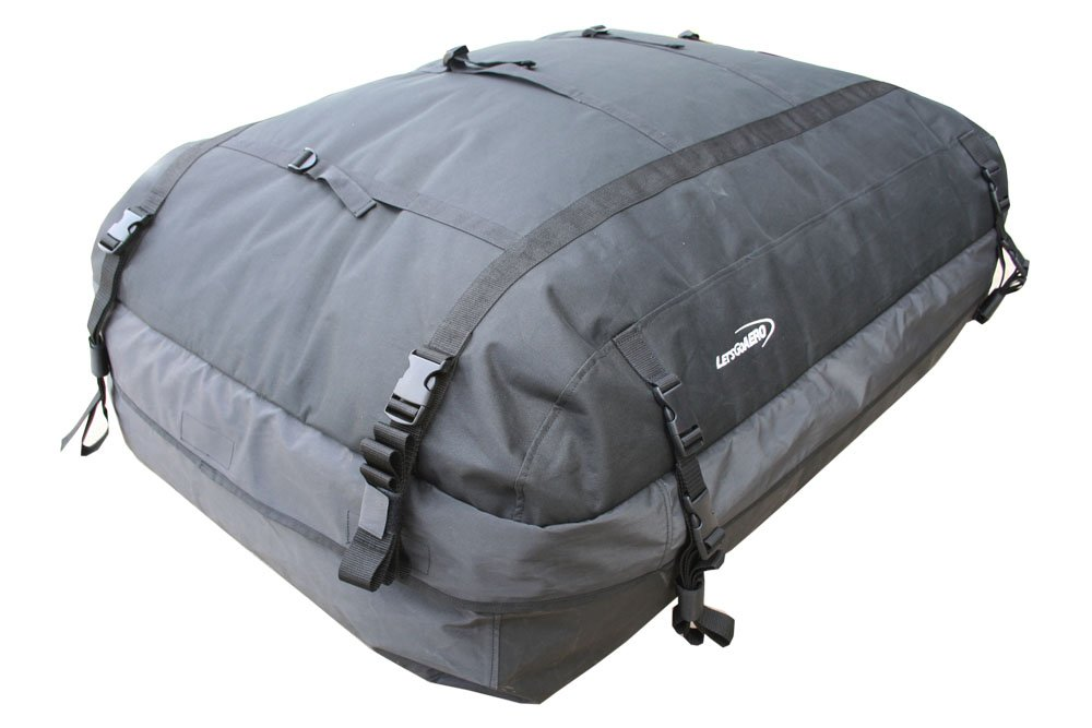Let's Go Aero GearBag 4ft x 32in x 26in Expandable Cargo Bag for GearCage Rack