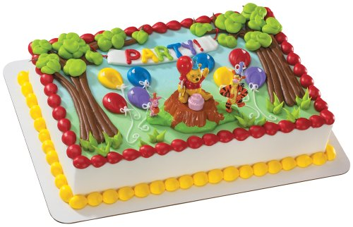 Decopac Winnie The Pooh Magic Balloon Decoset