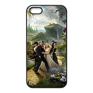 SVF Alice in Wonderland Design Pesonalized Creative Phone Case For Iphone 5S