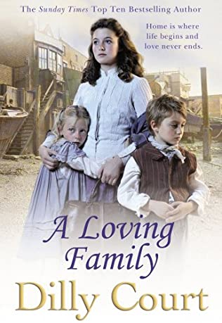 book cover of A Loving Family