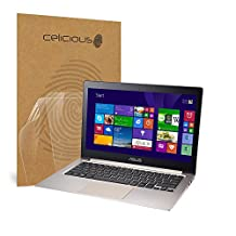 Celicious Vivid ASUS ZenBook UX303LN Invisible Screen Protector [Pack of 2]