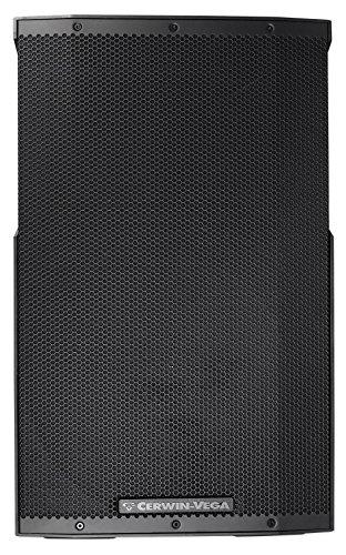 "Cerwin Vega CVE-15 15"" 1000 Watt Powered Loudspeaker w/Bluetooth"