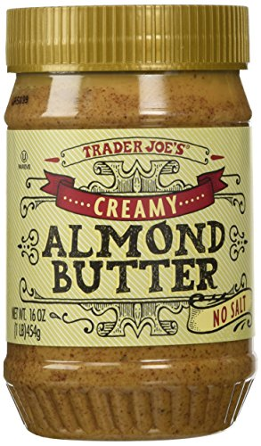 Trader Joes Creamy Almond Butter No