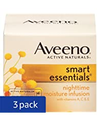 Permalink to Aveeno Essentials Nighttime Moisture Infusion Key Pieces