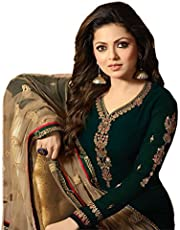 99f3cd9a1f549 Ready Made Fashionable Designer Straight Salwar Kameez LT Nitya 2201-2208  (Green, L-42)