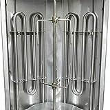 DYRABREST Electric Shawarma Machine,Stainless Steel