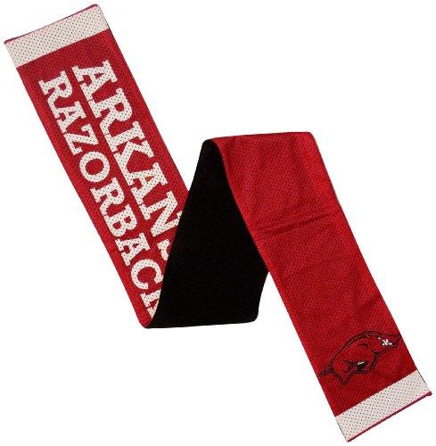 NCAA Arkansas Razorbacks Jersey Scarf