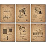 pictures of laundry rooms Laundry Room Patent Prints - Set of Six 8x10 Vintage Wall Art Decor Photos