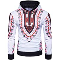 Challyhope Men Fall Winter Fashion 3D Print Hoodie Sweatshirt Slim Fit Jacket Tops