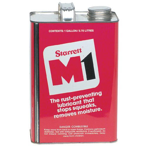 STARRETT M1174; All-Purpose Lubricant - MFR : 93221 Container Size: 1 Gal. by Starrett (Image #1)