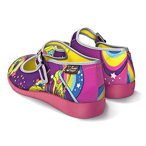 para Design Bailarina Colores Chocolate Varios Mujeres Sky The In Mary Jane Chocolaticas Hot Lucy vBqwF6
