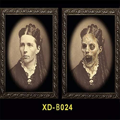 Marco de Fotos de Fantasmas 3D Marcos de Fotos de Terror ...