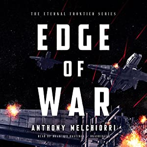 Edge of War Audiobook