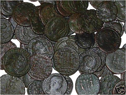 (Lot of 10 - Premium Roman Ancient Bronze Coins)