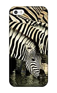 [TIllOBa23799bHpro]premium Phone Case For Iphone 5/5s/ Zebra Animal Other Tpu Case Cover