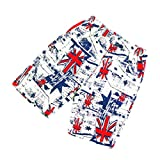 George Jimmy Kids Quick-drying Pants Casual Board Shorts Beach Shorts Travel-04