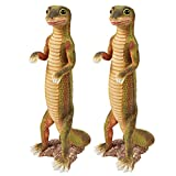 Cheap Design Toscano Jo Jo, the Gecko Statue: Set of Two