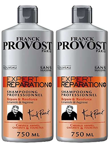 shampoing pour cheveux cassant et fourchus
