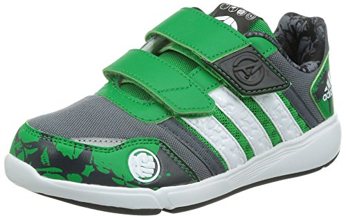 Adidas DY Avengers Lo CF K BLACK/REFSIL/REFSIL