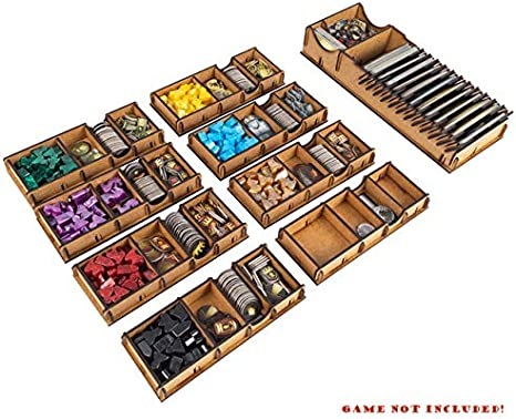 docsmagic.de Organizer Insert for A Game of Thrones Box - Encarte: Amazon.es: Juguetes y juegos
