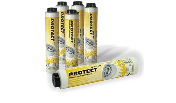Lube-Shuttle Booster-Pack PROTECT EP-2L WR - Cartucho de grasa: Amazon.es: Industria, empresas y ciencia