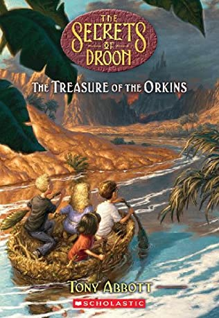 book cover of Treasure of the Orkins